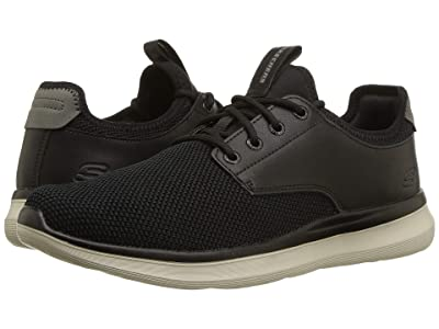 SKECHERS Delson 2.0 Weslo (Black) Men