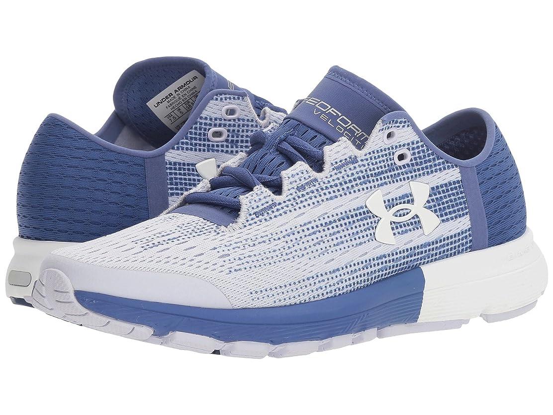 郡うっかり福祉(アンダーアーマー) UNDER ARMOUR レディースランニングシューズ?スニーカー?靴 UA Speedform Velociti Lavender Ice/Deep Periwinkle/White 12 (29cm) B - Medium