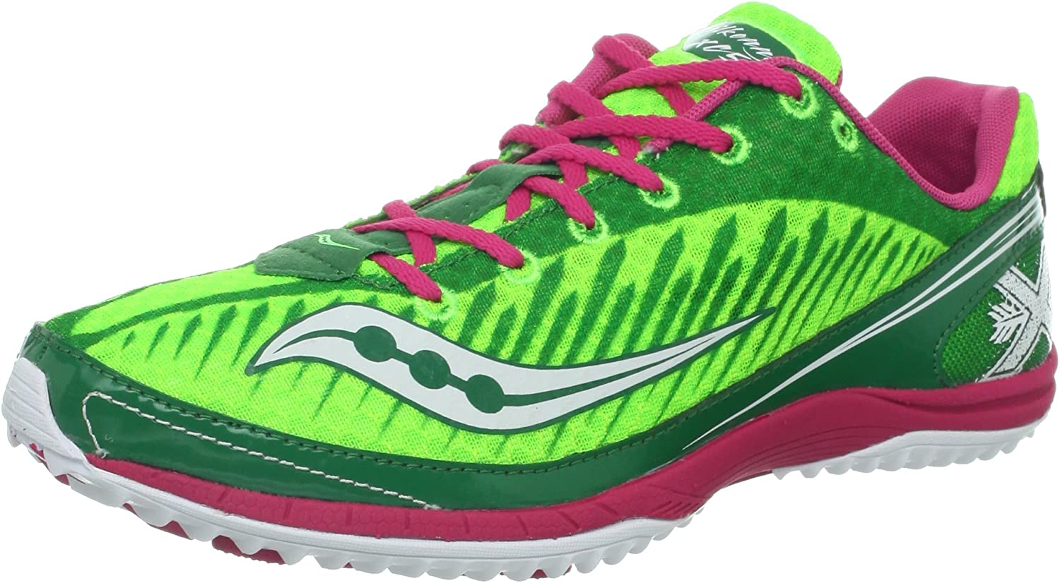 Saucony Women's Kilkenny XC5 Cross Country Spike shoes