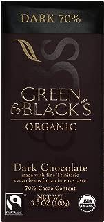 Green & Black's Organic Dark Chocolate 70% Cacao