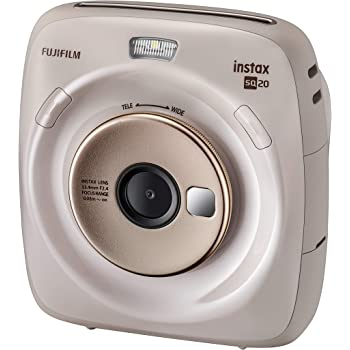 Fujifilm INSTAX Square SQ 20 Camera Beige WW