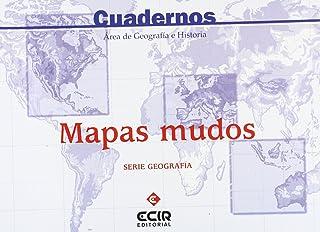 Mapas Mudos - Geografía - 9788470659669
