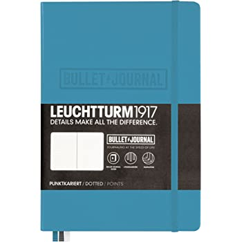 Bullet Journal Notebook, Nordic Blue, 346703