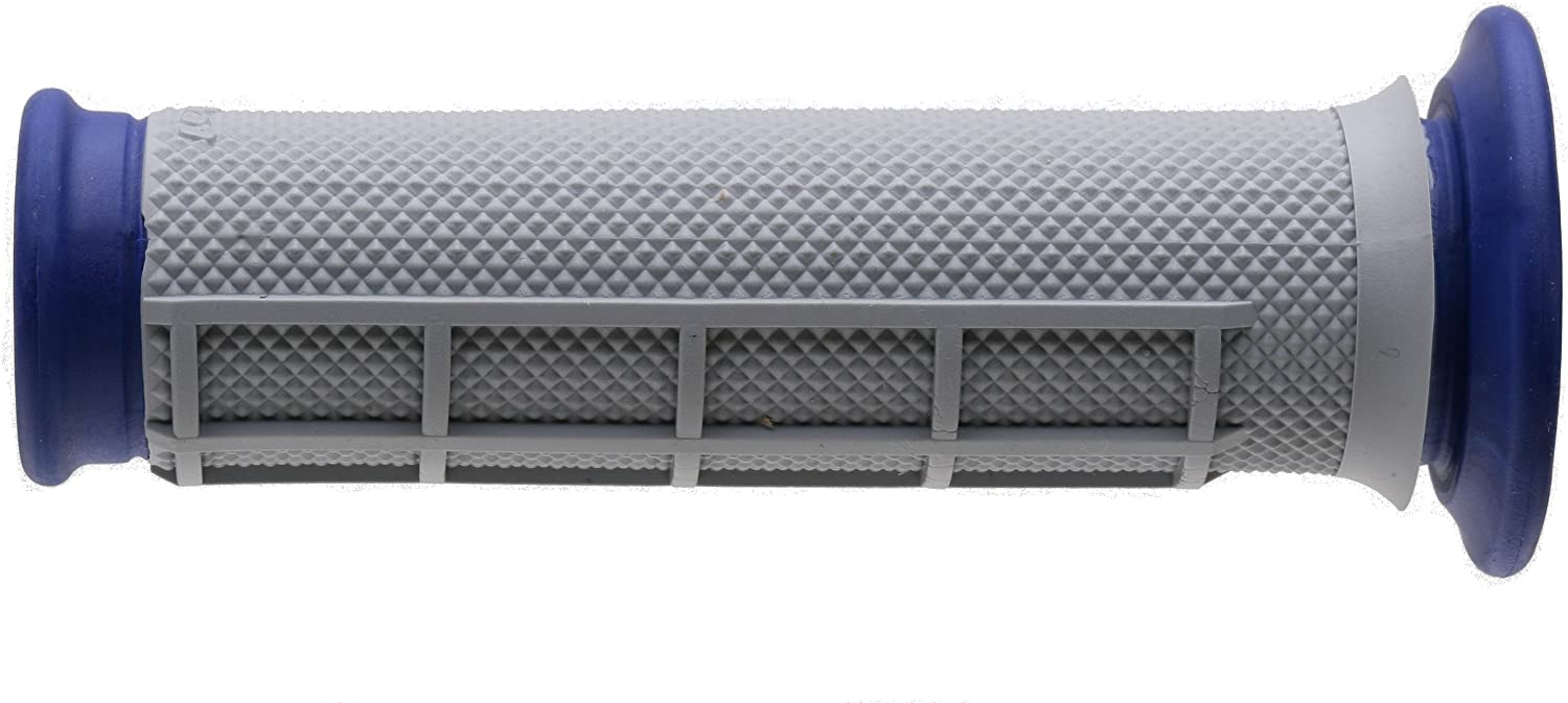 Renthal G170 favorite Blue Gray Diamond Waffle Recommendation Compound ATV Gri Firm Soft