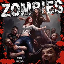 Zombies 2014 Wall (calendar) (Square)