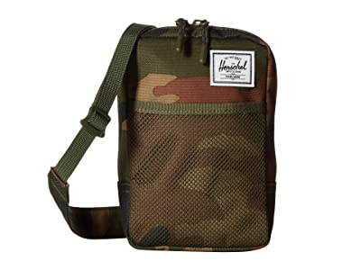 Herschel Supply Co. Sinclair Large (Woodland Camo) Cross Body Handbags