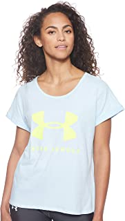 Under Armour Women's GRAPHIC SPORTSTYLE FASHION SSC TEES AND T-SHIRTS