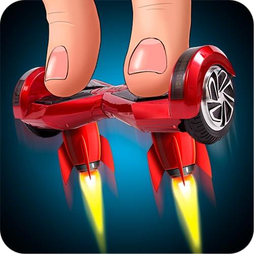 Simulator Jet Hover-board