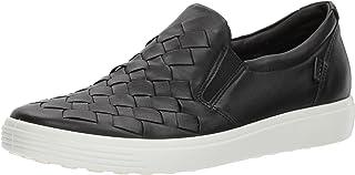 ECCO Women's Soft 7 Slip on Sneaker Fashion