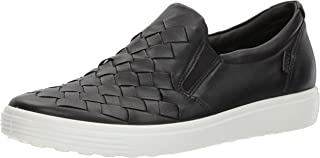 ECCO Women's Soft 7 Slip on Sneaker Fashion