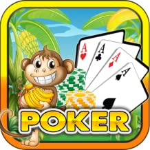 Poker Monkey Jungle Run Free Cards Game Rainforest Escape Top Poker Free Poker Cards Games Free 2015 Casino Jackpot Vegas Best Poker Free App for Kindle Tablets Mobile Casino Poker Cards