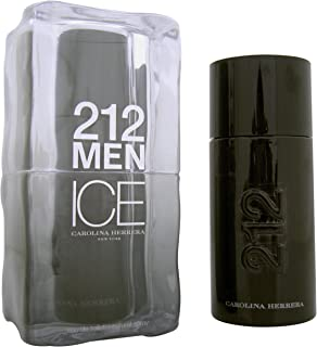 212 On Ice Blue by Carolina Herrera for Men - 3.4 Ounce EDT Spray