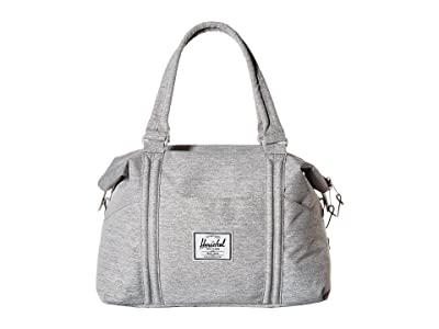 Herschel Supply Co. Strand (Light Grey Crosshatch) Duffel Bags
