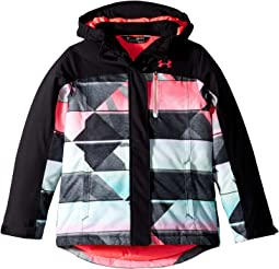 UA Print Max Altitude Jacket (Big Kids)
