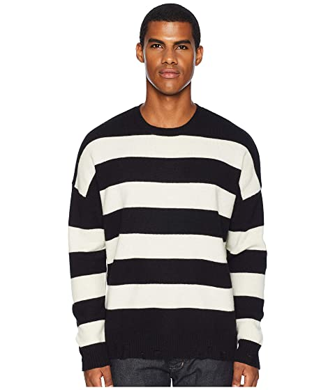 The Kooples Striped Pullover