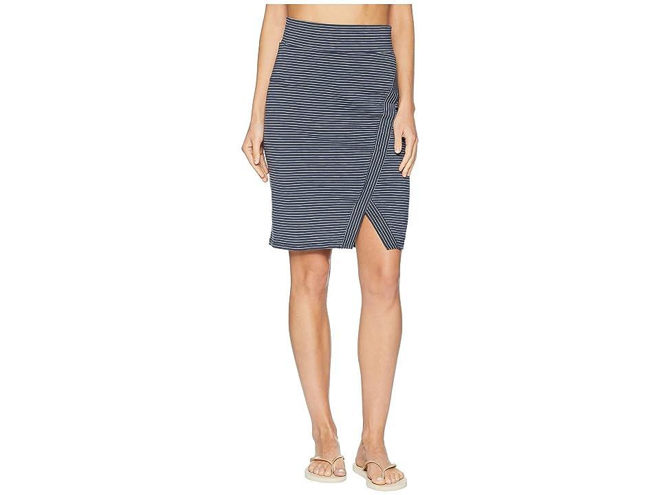 Toad&Co Moxie Skirt (Nightsky Stripe) Women
