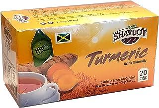 Shavuot Turmeric Tea 1.05oz (20 Tea Bags)