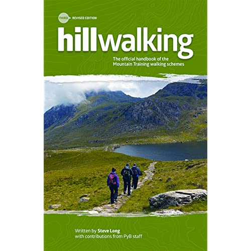 7dfe5a26d15f Hillwalking   The Official Handbook of the Mountain Training Walking Schemes