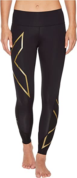 2XU - MCS Mid-Rise Bonded Compression Tights
