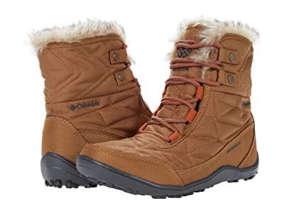 Columbia Minx Shorty III (Elk/Cedar) Women