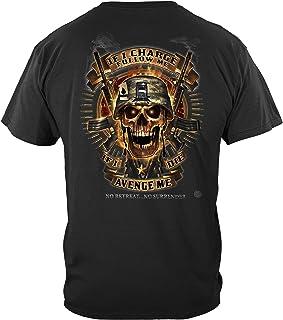 Erazor Bits Skull of Doom Avenge Me T Shirt MM2371
