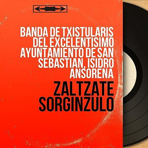 Porrusalda de Isidro Ansorena Banda de Txistularis del ...