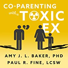 dealing with a toxic co parent
