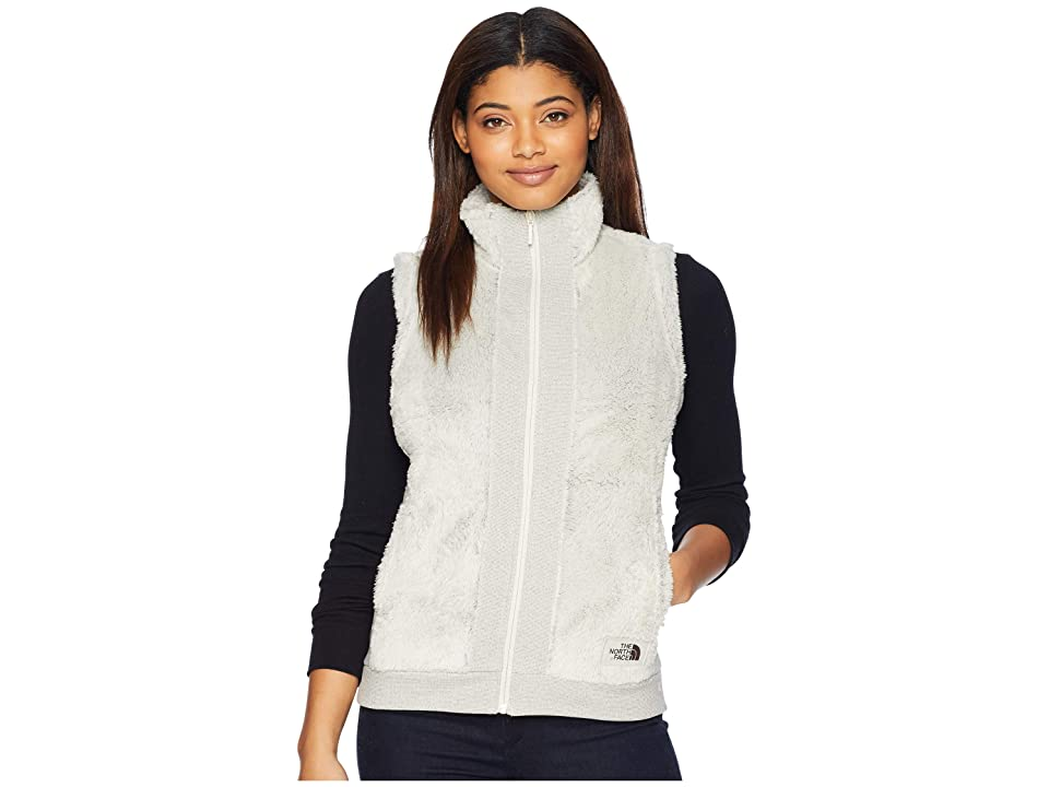 The North Face Furry Fleece Vest (Vintage White) Women