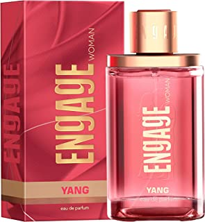 Engage Yang Eau De Parfum, Perfume for Women, 90ml