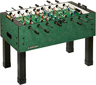 Carrom Foosball Table, Green