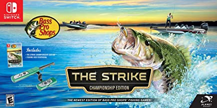 Bass Pro Shops: The Strike Championship Edition Bundle - Nintendo Switch