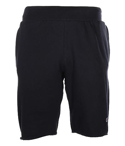 Champion Reverse Weave(r) Cut Off Shorts Small C (Navy) Men
