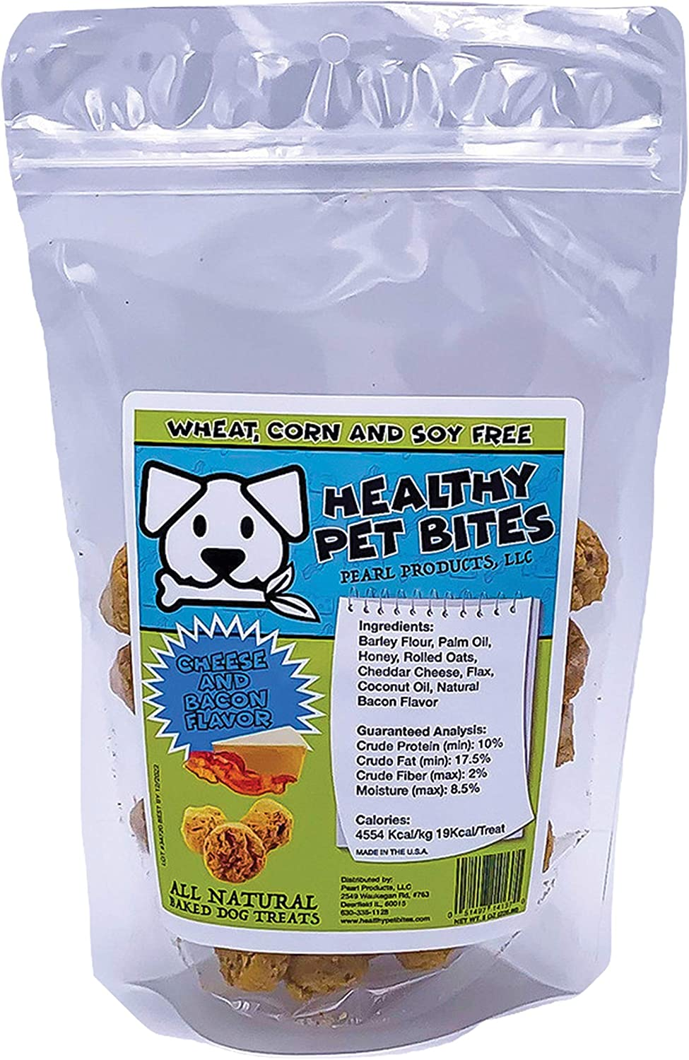 Healthy Pet Bites Cheese Max 62% OFF OFFicial site Bacon Flavor •All Treats Natural