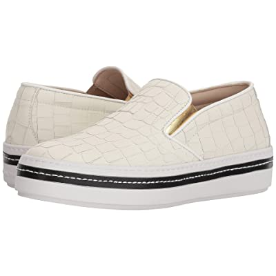 Right Bank Shoe Cotm Joplin Sneaker (White) Women