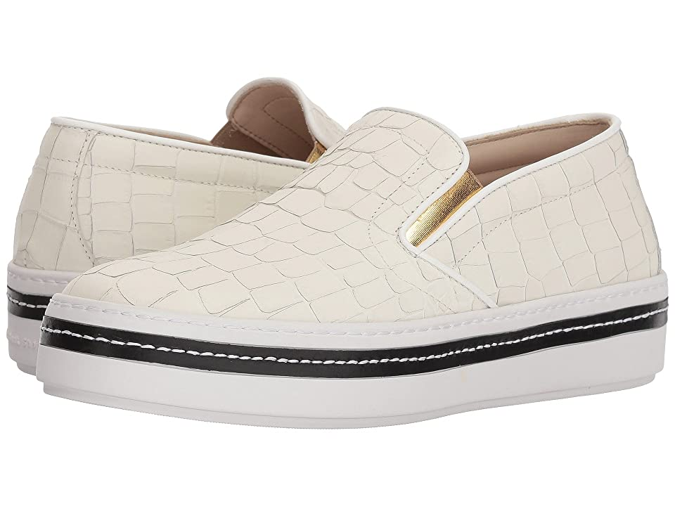 Right Bank Shoe Cotm Joplin Sneaker (White) Women