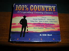100% Country 101 Legendary Classics