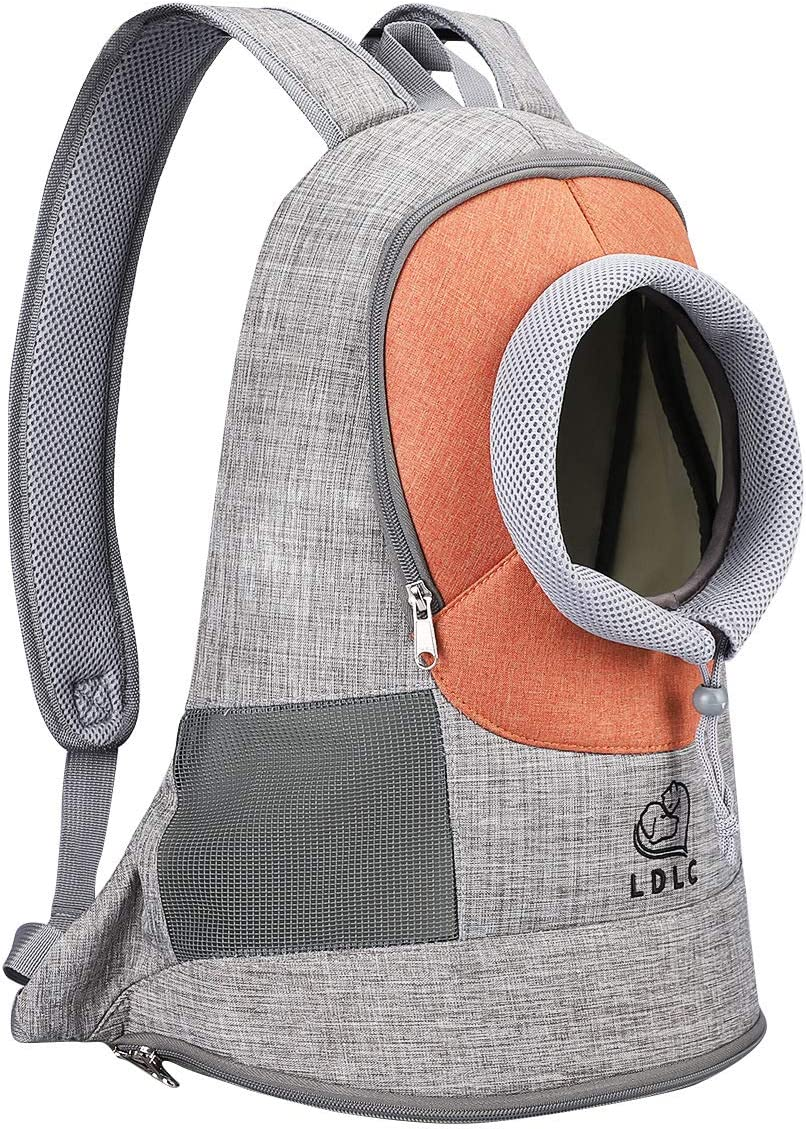 LDLC Pet Carrier Backpack All stores are sold – Head Don't miss the campaign Design Front Shoulder Out