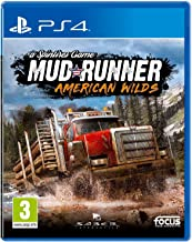 Spintires MudRunner American Wilds Edition (PS4)