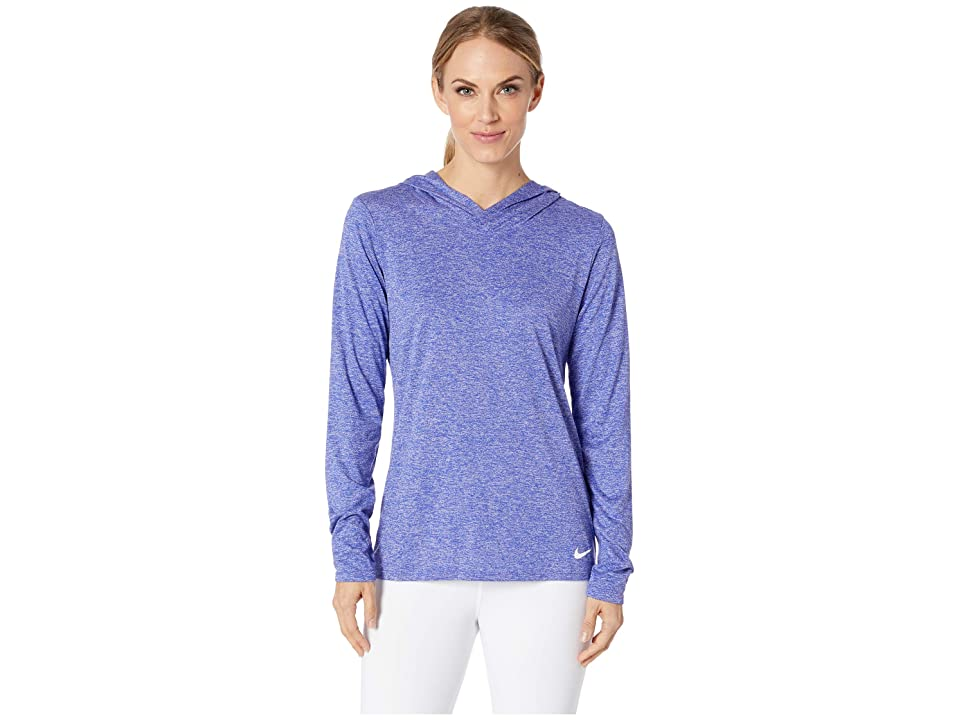 Nike Dry Legend Training Top (Light Concord/Provence Purple/White) Women