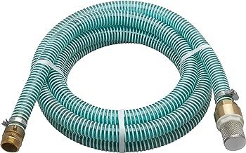 Meister zuigslanggarnituur - messing armaturen & terugslagventiel - voor tuinpompen, zuigsystemen & huiswaterinstallaties...