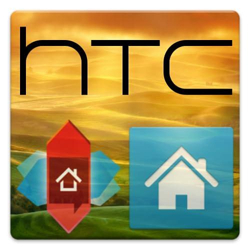 HTC Sense 4.0 Launcher Theme