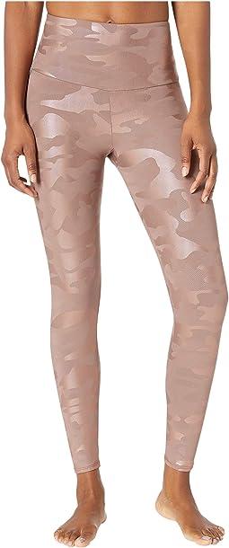 Rose Gold Camo Foil