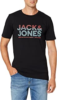 Jack & Jones Erkek Jconolan Tee Ss Crew Neck Try Tişört