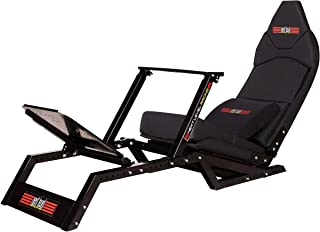 Next Level Racing F1 GT Formula 1 and GT Simulator Cockpit Gaming Chair