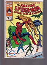 the amazing spider man adventures in reading