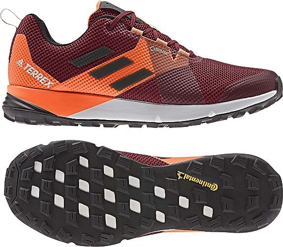 Adidas Terrex Two GTX, Chaussures de Randonnée Basses Homme