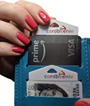 Cardbeenie Card Holder Organizer for Wallet, Purse, Credit Card, ID, and Badge