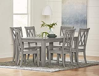 Standard Furniture 11406 Vintage Dining Table, Grey
