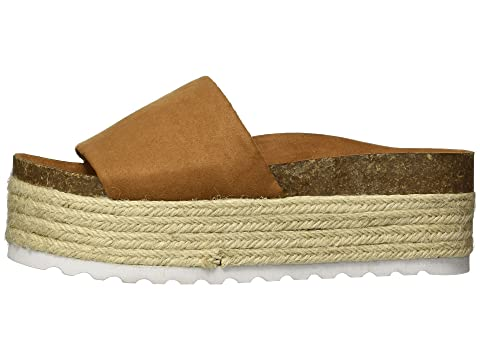Dirty Laundry Pippa Platform Sandal Whiskey Microsuede Outlet Brand New Unisex Amazing Price For Sale CYfr5