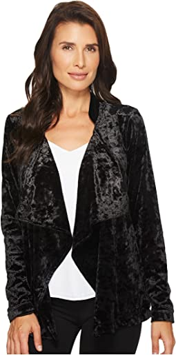 B Collection by Bobeau - Magda Velvet Blazer